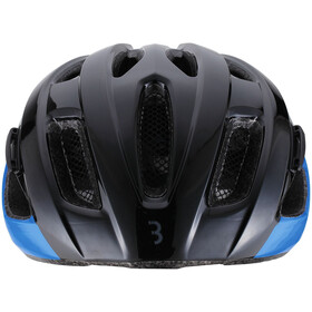 BBB Kite BHE-29 Fietshelm, black/blue